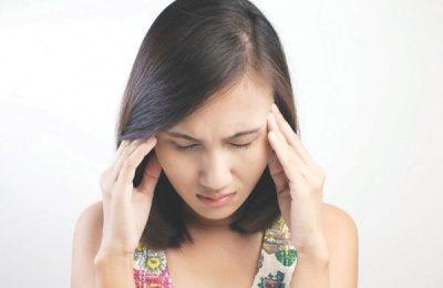 Nhức đầu ù tai trái